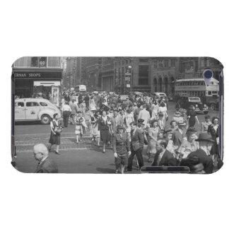 Peatones iPod Touch Case-Mate Cobertura