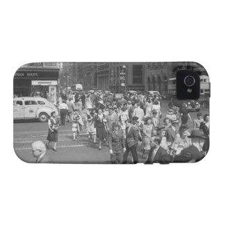 Peatones Vibe iPhone 4 Fundas