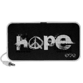 Peave and Hope Speakers