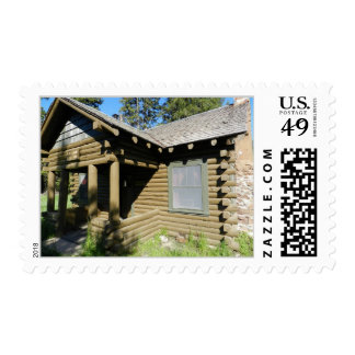 Peavy Cabin Postage