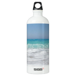 Pebble Beach and Sea Waves SIGG Traveler 1.0L Water Bottle