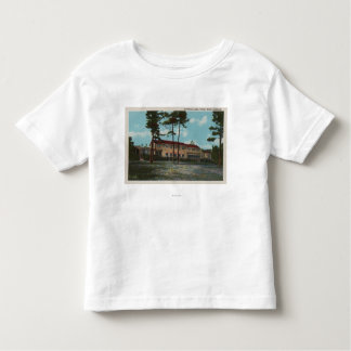 Pebble Beach, CA - Del Monte aloja la visión y Camiseta