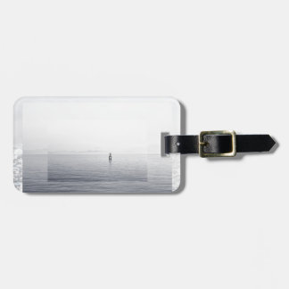 Pebble Beach Luggage Tag
