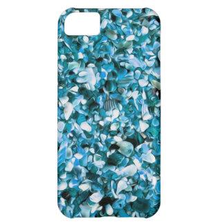 Pebble Beach pintado azul de moda