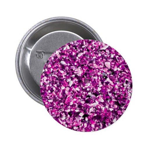 Pebble Beach pintado púrpura de moda