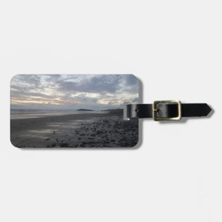 Pebble Beach, Rhossili Bay Luggage Tag
