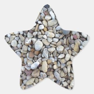 Pebble Beach Star Sticker