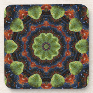Pebble Kaleidoscope Coasers Coaster