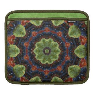Pebble Kaleidoscope iPad Sleeve