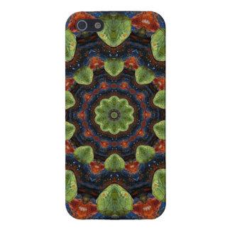 Pebble Kaleidoscope iPhone5 Case