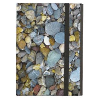 pebble nature beach iPad air cover