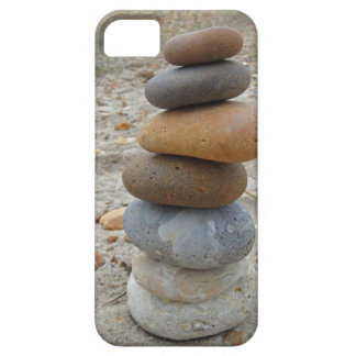 Pebble-stack iPhone 5 case