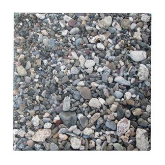Pebble texture ceramic tile