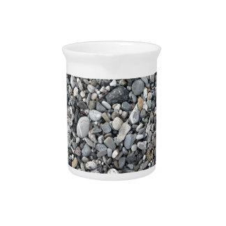 Pebble texture drink pitcher