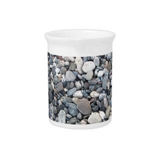Pebble texture pitcher