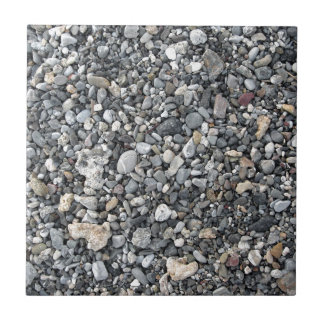 Pebble texture tile