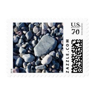 Pebbled Postage