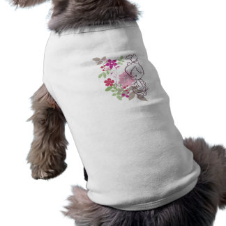 PEBBLES™ A Cutie In The Flowers Tee