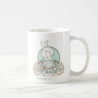 Pebbles A Little Birdy Told Me Classic White Coffee Mug