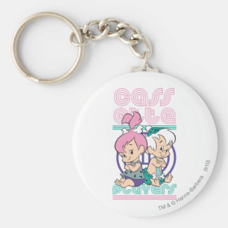 PEBBLES™ and Bam Bam Keychain
