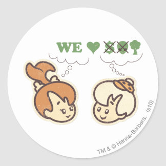 PEBBLES™ and Bam Bam Loves Nature Stickers