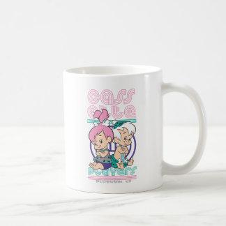 PEBBLES™ and Bam Bam Classic White Coffee Mug