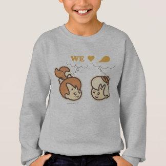 PEBBLES™ and BAMM-BAMM™ Love Food Sweatshirt