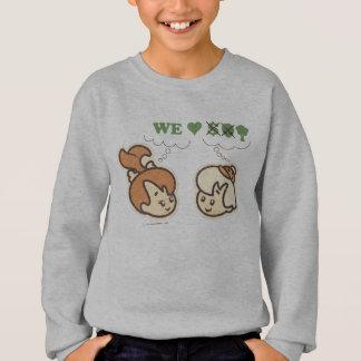 PEBBLES™ and BAMM-BAMM™ Loves Nature Sweatshirt