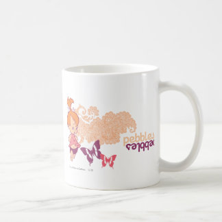 PEBBLES™ and Butterflies Coffee Mug