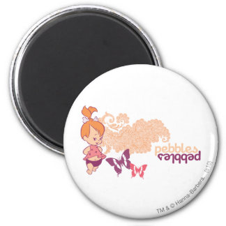 PEBBLES™ and Butterflies Magnet