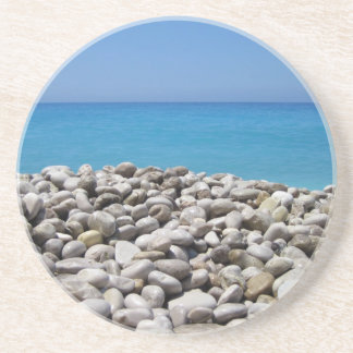 Pebbles and Sea Drink Coasters