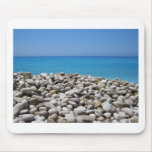 Pebbles and Sea Mouse Pad