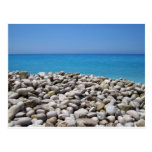 Pebbles and Sea Post Card