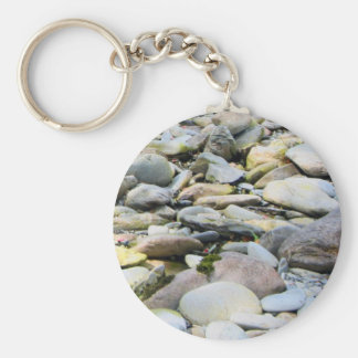 Pebbles and Stones Keychain