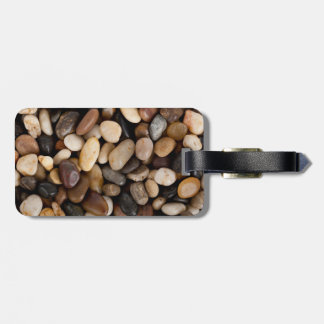 Pebbles Background Tags For Luggage