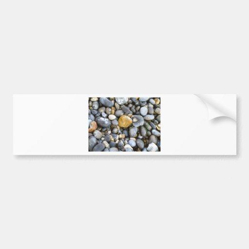 pebbles bumper sticker