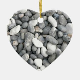 Pebbles Ceramic Ornament