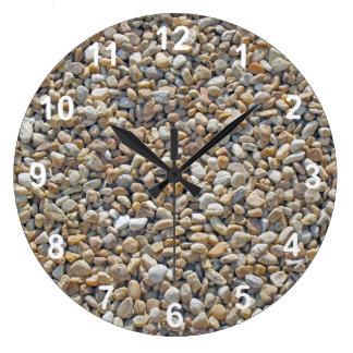 Pebbles Wall Clocks