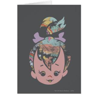 PEBBLES™ Color Collage Card