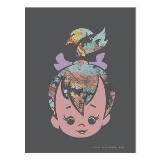 PEBBLES™ Color Collage Postcard