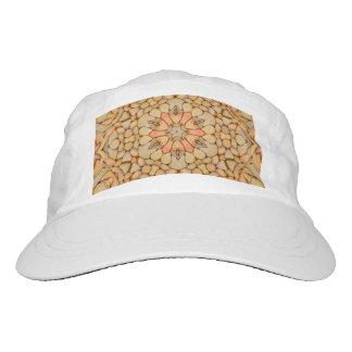 Pebbles  Custom Woven Performance Hat, White Headsweats Hat