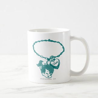 PEBBLES™ Cutie Chain Classic White Coffee Mug