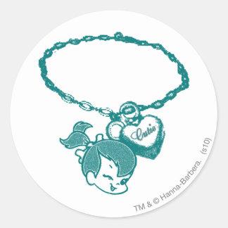 PEBBLES™ Cutie Chain Sticker