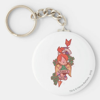 PEBBLES™ Daddy's Girl  1 Keychain