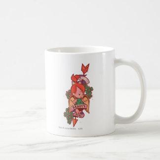 PEBBLES™ Daddy's Girl  1 Classic White Coffee Mug
