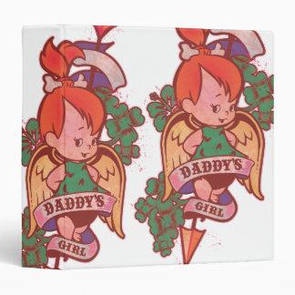 Pebbles  Daddy's Girl  1 Vinyl Binder