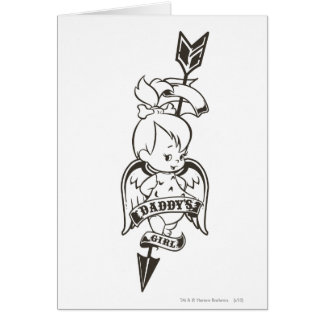 PEBBLES™ Daddy's Girl  2 Greeting Card