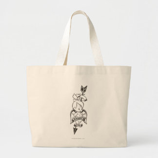 PEBBLES™ Daddy's Girl  2 Large Tote Bag