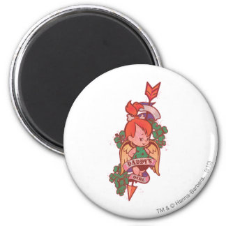 PEBBLES™ Daddy's Girl Magnet