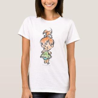 PEBBLES™ - Hand Drawn Sketch T-Shirt